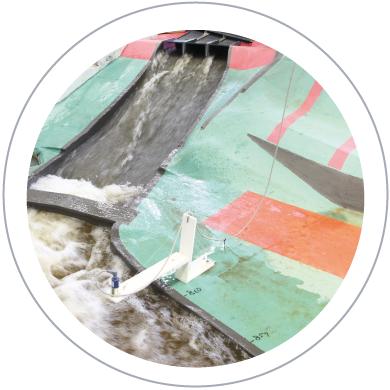 Wasserbauliches Versuchswesen<