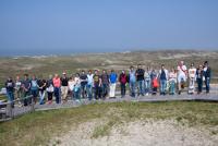 Die Teilnehmer der Exkursion